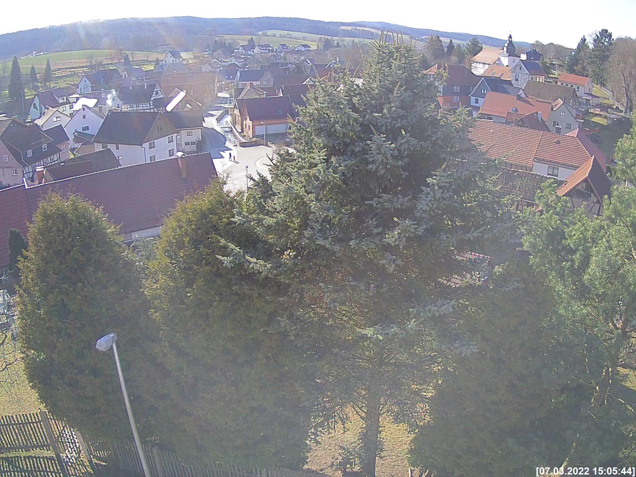 Webcam Springstille West